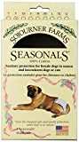 Seasonals Washable Dog Diaper, Fits Petite Dogs, Tiger