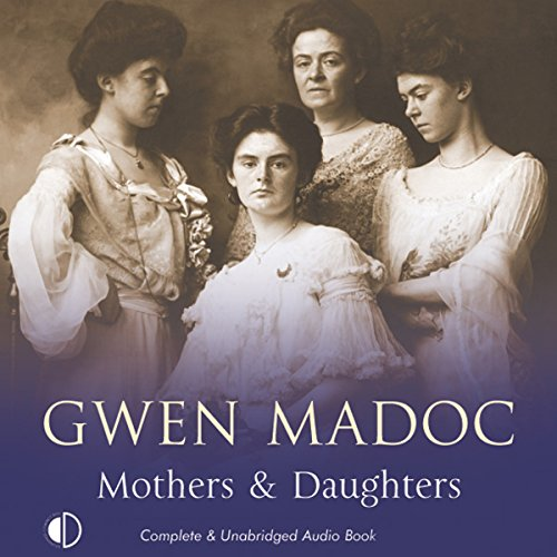 Mothers & Daughters audiobook cover art