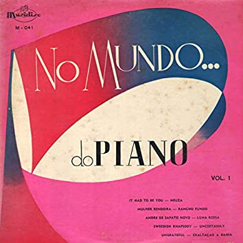 No Mundo do Piano, Vol. 1