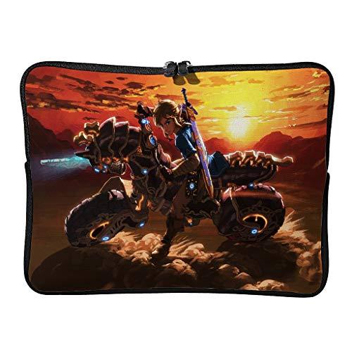Everyday Zelda-Sunset - Bolsas para portátil (reutilizables), blanco (Blanco) - XHJQ88-DNB-8