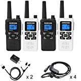 Best Cobra Long Range Walkie Talkies - SAMCOM FWCN30A Two Way Radio 22 Channels Review