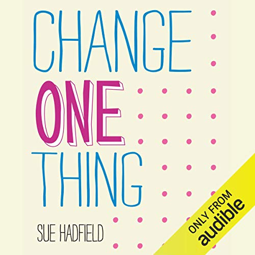 Change One Thing cover art