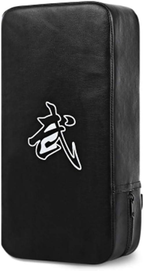 jkbfyt Taekwondo Kick Pads Limited time for free shipping PU Strike Leather New arrival Punching Rectangle