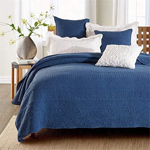 MRTYU-UY Edredón de aire acondicionado para cama doble verano fresco manta – para todas las estaciones