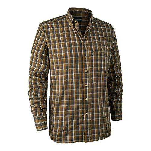 Deerhunter Chris Hemd 8911 in 599 Brown Checked (37/38)