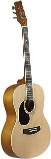 Kona Guitars K391L 39-Inch Left Handed Acoustic Guitar, Natural
