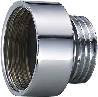 2,5 m/ètre Chrome Acier inoxydable tuyau de douche Connexions BSP universelles de 1//2