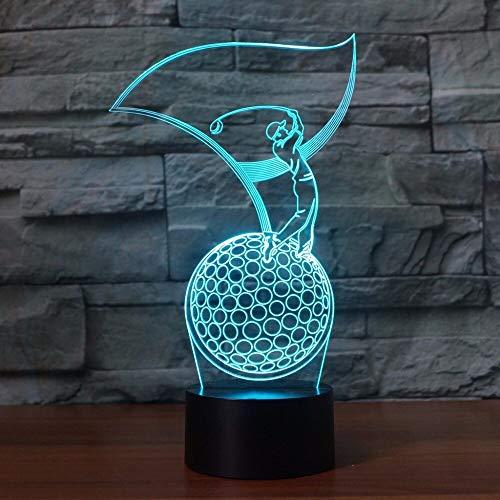 Jiushixw 3D acryl nachtlampje met afstandsbediening, kleurverandering, tafellamp met staaldraad, mooie bloemen, nieuw, tafellamp, kleurrijke tafellamp, decoratie