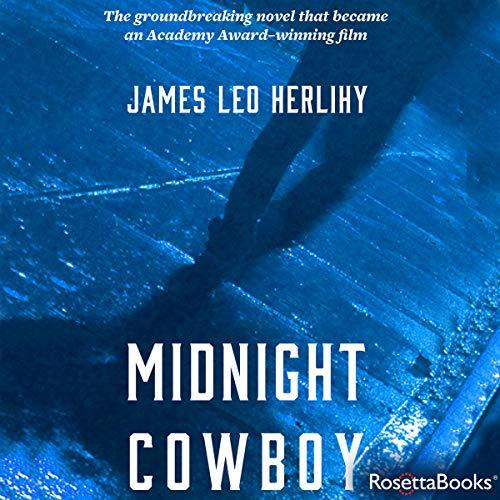 Midnight Cowboy audiobook cover art