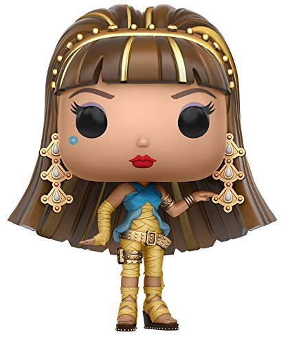 Funko- Pop Vinile Monster High Cleo De Nile, 11616