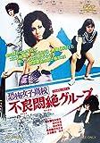 恐怖女子高校 不良悶絶グループ [DVD] image