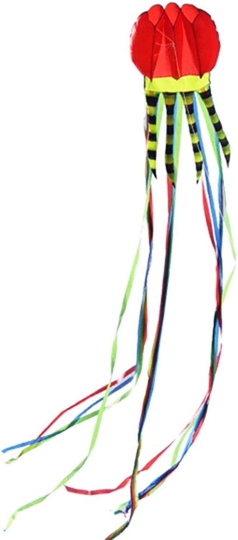 Venta barata Cometas Cometas Cometas Caixia, Medusas Blandas, Brisa fácil de Volar Medusas Grandes, Niños Adultos, Juguetes Entre Padres e Hijos ( Talla   700m3 Tire Line )  salida para la venta
