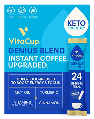 Up to 40% Off VitaCup **Today Only**