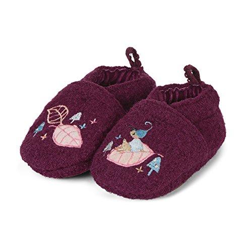 Sterntaler Baby Mädchen Krabbelschuh Stiefel, Pink (Fuchsia), 17/18 EU thumbnail