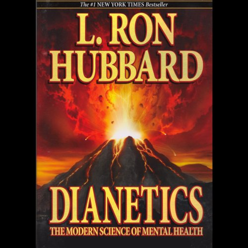 Dianetics audiobook cover art
