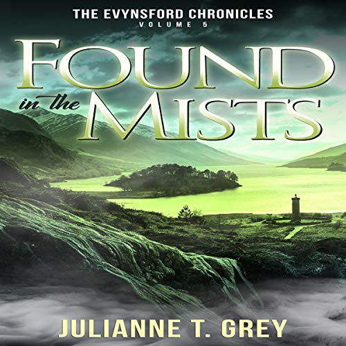 Found in the Mists audiobook cover art