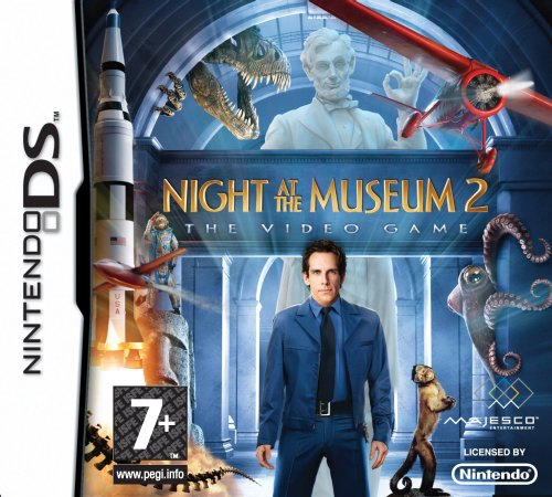 Night at the Museum 2 (Nintendo DS) [Import anglais]