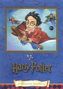 Harry Potter Quidditch Stationery Portfolio