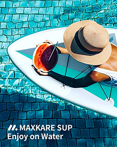 MaxKare® Stand Up Paddle Board Türkis - 7