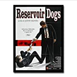 yhnjikl Art Silk Or Canvas Print Reservoir Dogs Hot Movie