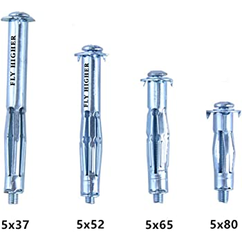 Set of 12 Pieces . Molly M45912-XJ Anchor Bolt