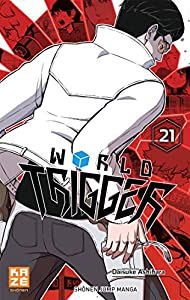 World Trigger Edition simple Tome 21