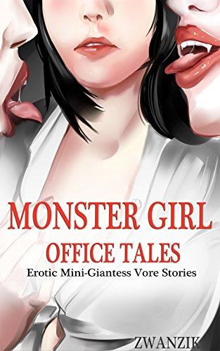 Monster Girl Office: Erotic Mini-Giantess Vore Stories