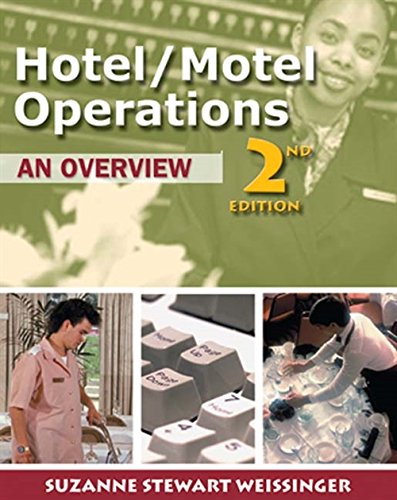 Hotel/Motel Operations: An Overview