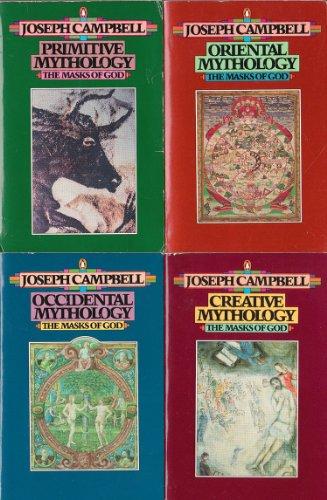 The Masks of God: Complete Four Volume Set