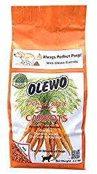 Olewo Carrots Digestive Non-GMO Supplement, effective dog diarrhea relief