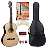 Classic Cantabile Acoustic Series AS-851 4/4 guitarra de concierto set para principiantes