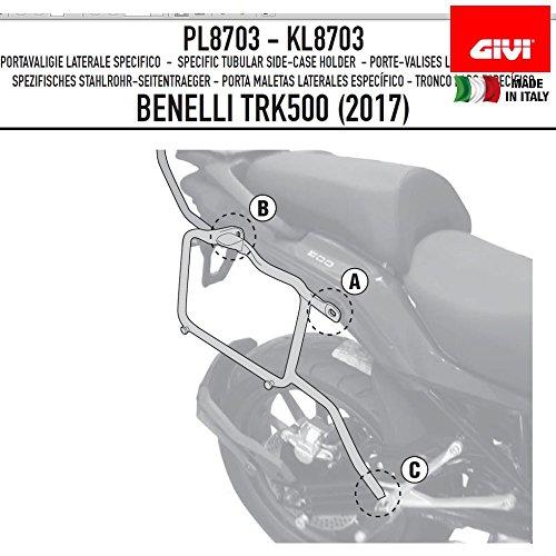 PORTAV.LAT.Benelli TRK502 2017