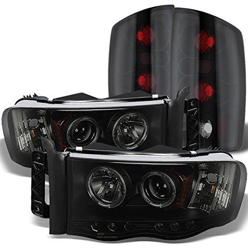 04 ram halo headlights - 1