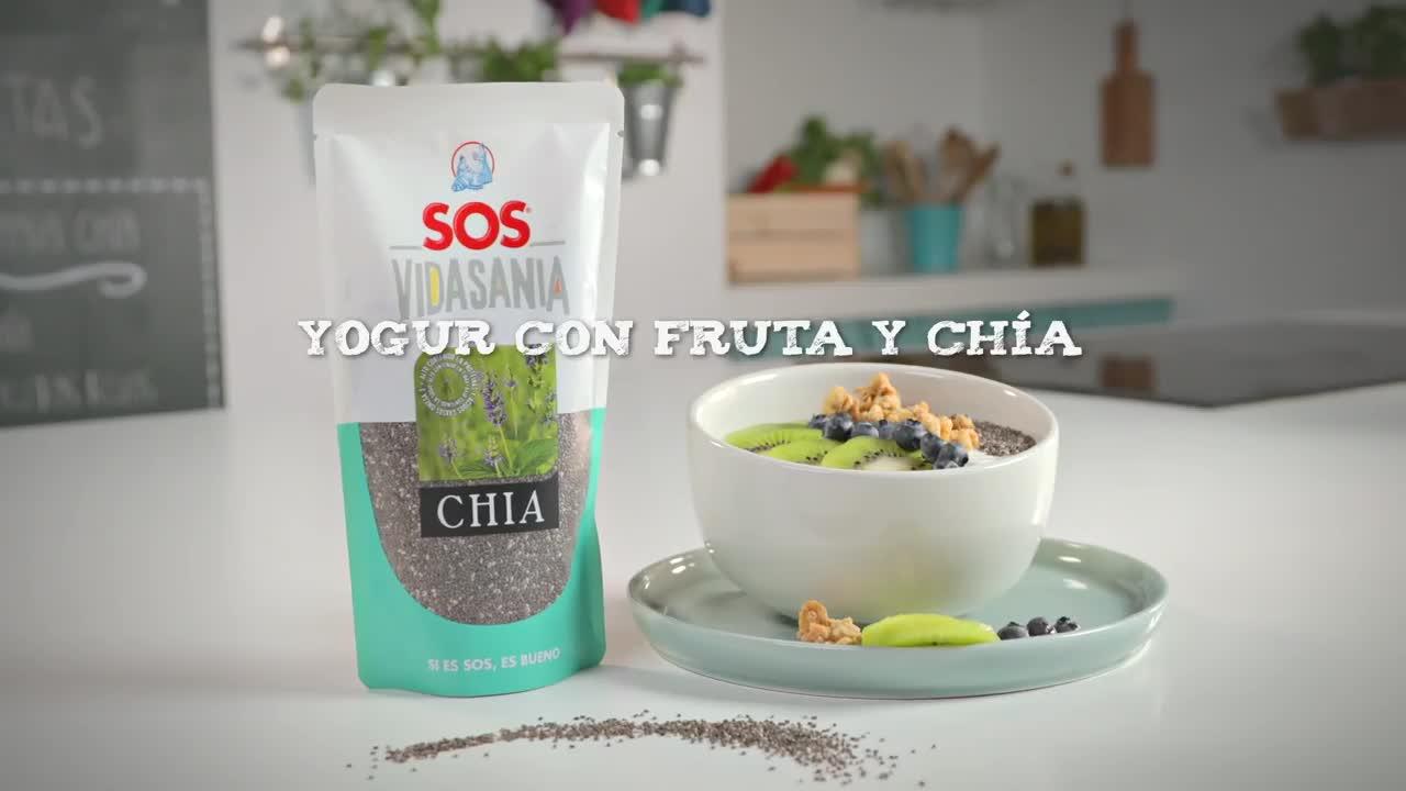 Sos Vidasania Chia, 200g: Amazon.es: Alimentación y bebidas