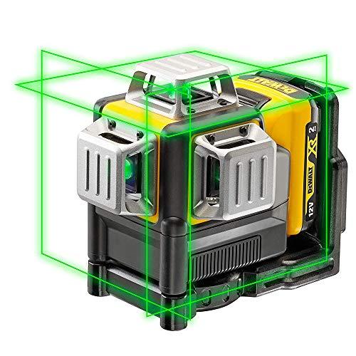 Dewalt Linienlaser 3x360° grün