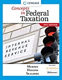 Concepts in Federal Taxation 2021 (with Intuit ProConnect Tax Online 2019 and RIA Checkpoint 1 term (6 months) Printed Access Card)