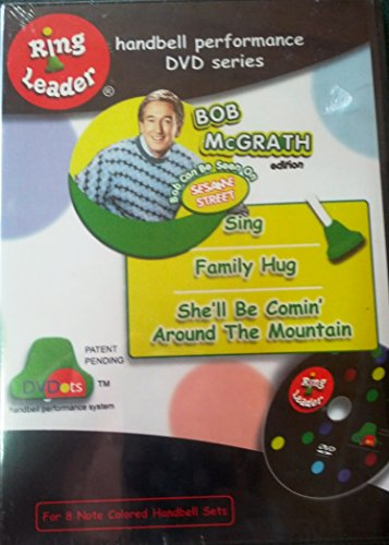 Rhythm Band Instruments RL109 Ringleader DVD44; Bob McGrath Edition
