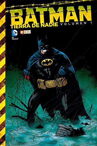 Batman: Tierra de nadie 1 (Batman: Tierra de nadie vol. 1)