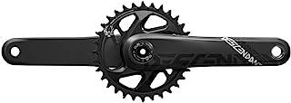 Truvativ Descendant Carbon Eagle Dub Crankset - Boost Black, 170mm/32T