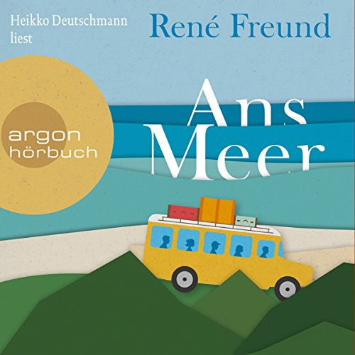 Ans Meer audiobook cover art