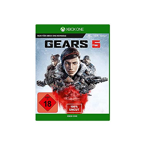Gears 5 – Standard Edition | [Xbox Series X, Xbox One]