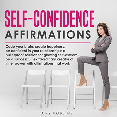 Self-Confidence Affirmations  By  cover art