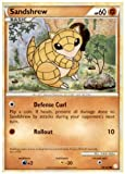 Pokemon - Sandshrew (79/123) - HeartGold SoulSilver