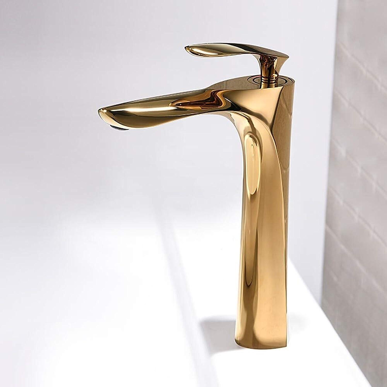 Waschbecken Wasserhahn Neues Design Malerei Deck Montiert Einhand Ein Loch 1