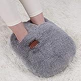 Calentador de pie, recargables, pies cálidos, artefacto de calor de invierno, bolsa de agua de calefacción, cubierta for camas for camas for camas, inalámbrico / calidez durante 5 horas ( Color : 5 )