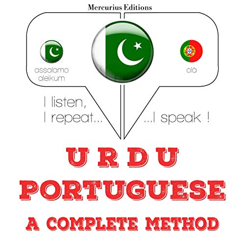 Urdu – Portuguese. A complete method cover art