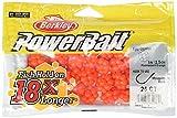 Berkley PowerBait Trout/Steelhead Egg Clusters Fluorescent Orange, (25 Count)