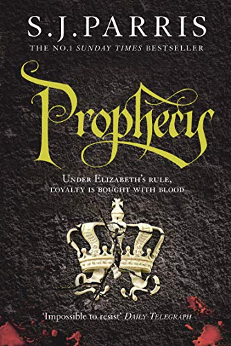 Prophecy: A gripping conspiracy thriller in the Sunday Times bestselling Giordano Bruno series (Giordano Bruno, Book 2)