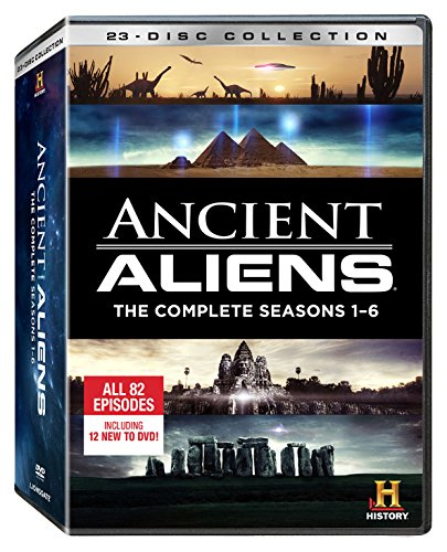 Ancient Aliens Seasons 1-6