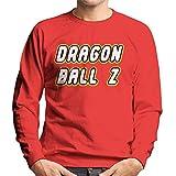 Dragon Ball Z Lego Mix Men's Sweatshirt